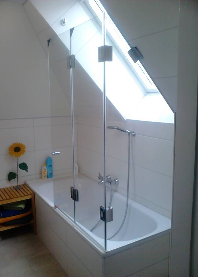 Glaserei Gassewitz | Duschabtrennung oder Duschwand aus Glas ...